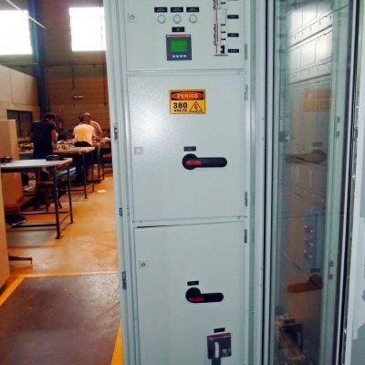 Centro de Controle de Medição Montados pela Pro Painel